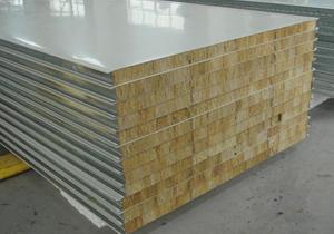 湖南岩棉净化板